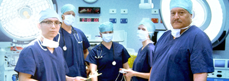 Heart Surgeons and Cardiologists